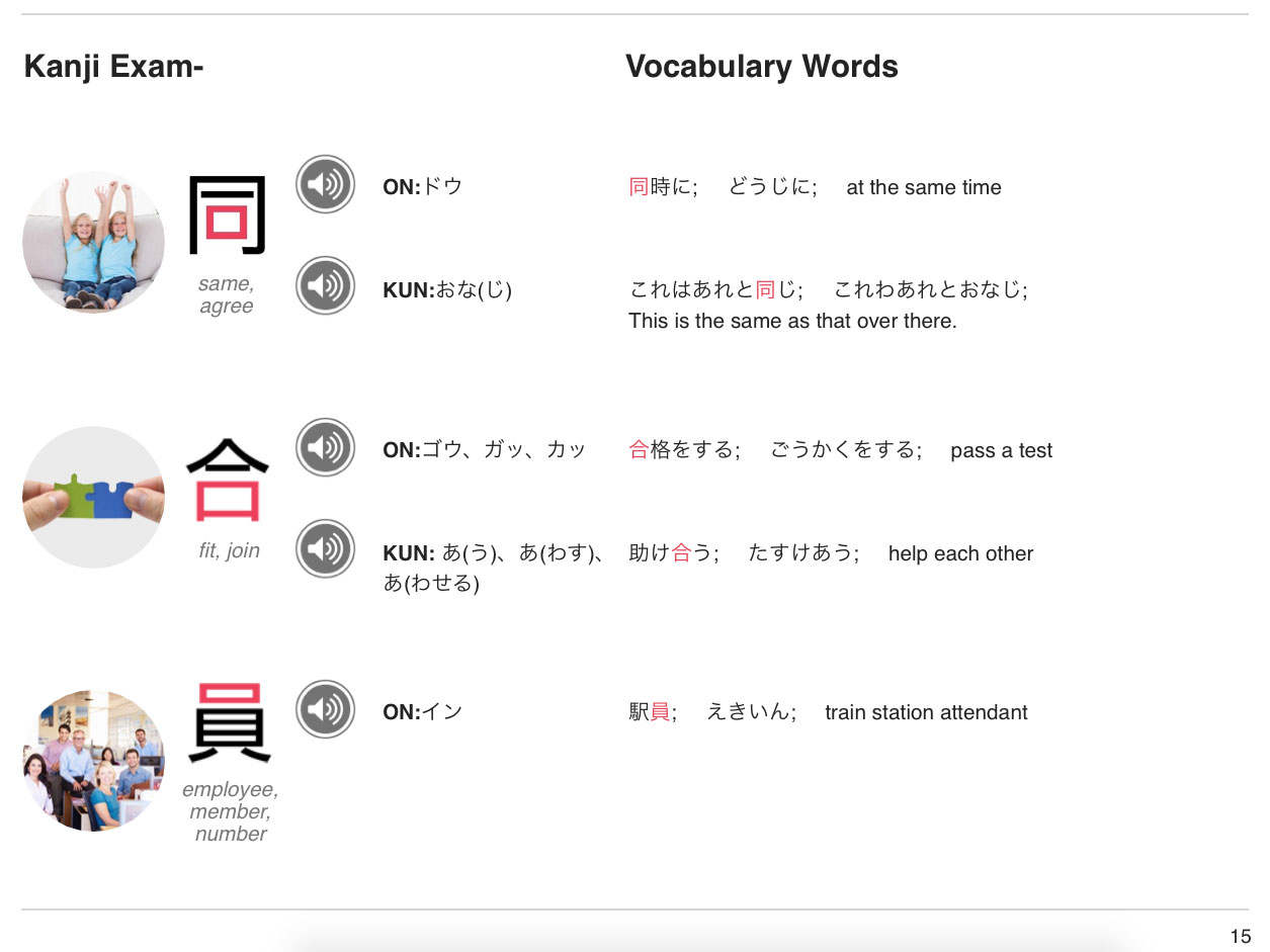 The Best Way to Learn Kanji - Team Japanese