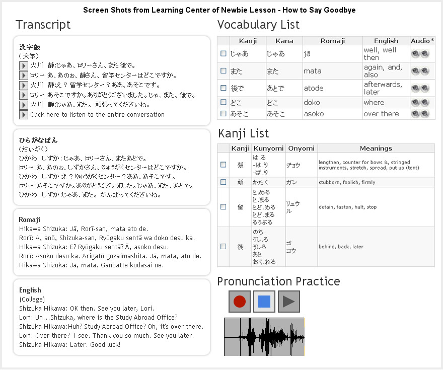 Learn Japanese » Learn Japanese - Start Speaking Today - Learn